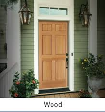 Wood Exterior Door Shop Exterior Doors At Lowes