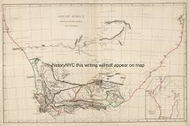 South Africa Maps by Welcome To Historynyc Historical Maps Poster Books And Custom