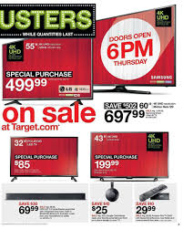 target has their black friday ad looking to upgrade to 4k on black friday here u0027s the best deals i