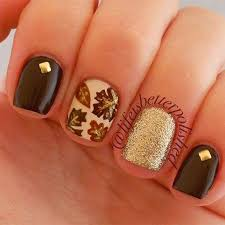 14 thanksgiving inspired nail designs diy manicure manicure
