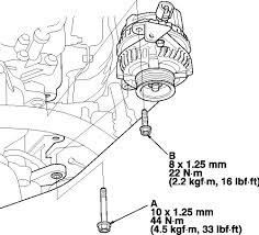 alternator for toyota camry 2007 repair guides charging system alternator autozone com