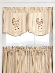 french country kitchen curtains simple french country kitchens