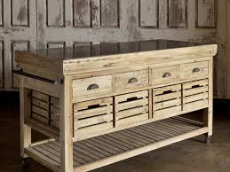 Movable Kitchen Island Ideas Kitchen Island 53 Rolling Kitchen Island Bcp Natural Wood