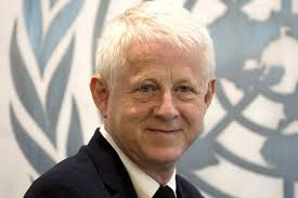 richard curtis takes on world hunger climate change and gender