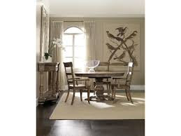 hooker dining room table hooker furniture sorella round dining table with pedestal base and