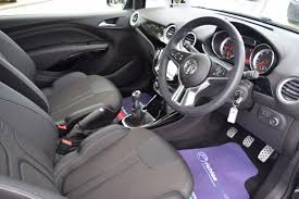 opel adam interior vauxhall adam 1 2i slam 3dr for sale richlee motor co ltd