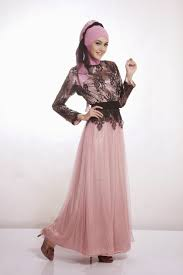 baju kurung modern untuk remaja kebaya modern muslim 2015