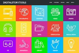 hackastory digitalstory tools