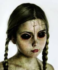 Porcelain Doll Halloween Costumes Voodoo Doll Makeup Sfx Makeup Voodoo Doll Makeup