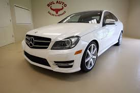 used c class mercedes for sale 2012 mercedes c class c350 coupe 4matic stock 17088 for