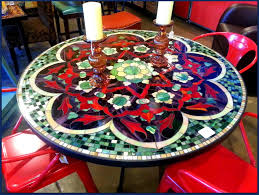 Patio Tile Table Lovely Design For Mosaic Patio Table Ideas 17 Best Ideas About