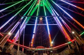 Trail Of Lights Austin Texas A Night Of Goodwill With The Austin Trail Of Lights Our Blog