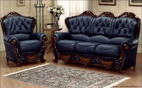 adorable blue italian leather sofa u2013 radioritas com