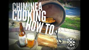 Chiminea With Pizza Oven Chiminea Cooking How To A Pizza And Lamb Youtube