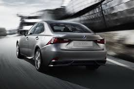 lexus sedan concept new lexus is 300h hybrid and refinished lf cc concept heading to