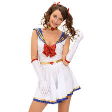 Sailor Moon Halloween Costume Compare Prices Sailor Halloween Costumes Shopping