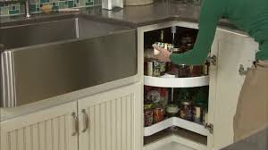 corner kitchen sink cabinet corner kitchen cabinet solutions