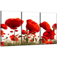 Poppy Home Decor by Poppies Wall Art Ideal Wall Art Decor For Abstract Wall Art Home