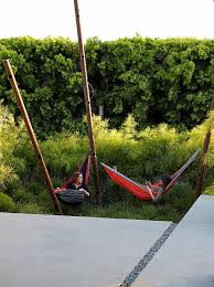 summer spirit 25 cool outdoor hangouts with a hammock