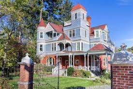 5 2m queen anne victorian in nyack comes with its own hudson