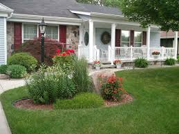 Front Yard Landscape Ideas by Awesome Front Yard Landscaping Ideas With Rocks Front Lawn Garden