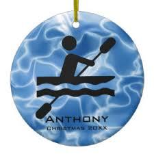 kayak ornaments keepsake ornaments zazzle