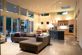 modern open floor plans modern open house plans modern open concept house plans best of