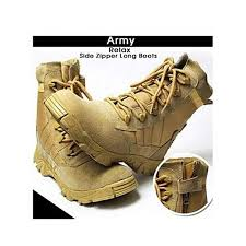buy boots pakistan buy oasis beige suede leather army boots for at