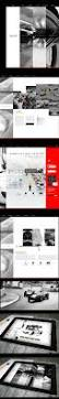 lavish electric store a4 bi fold brochure template noma authentic i love the clean layout and photos of nature in
