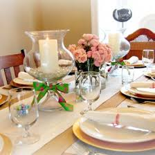 dining room table decorating ideas dining room creative easter table decoration ideas to inspire