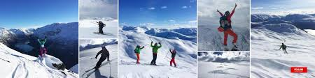 ski touring in the sognefjord and nordfjord area official travel