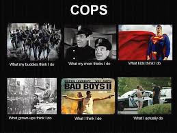 Funny Police Memes - how we see the police funny memes