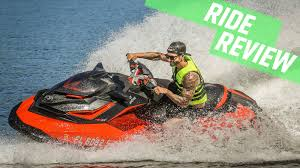 what it u0027s like to pilot a supercharged 300 hp sea doo with brakes