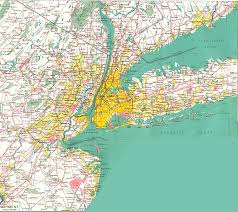 New York Borough Map new york city and manhattan u2022 mapsof net