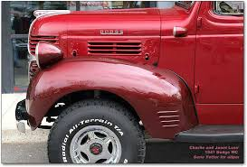 car of the month august 2009 1941 dodge wc pickup truck