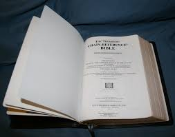 lcbp thompson chain reference bible review