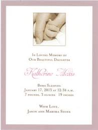 baby memorial service remembering child stillborn funeral