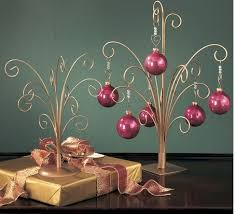 ornament trees gold metal ornament trees beautiful for