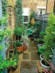 Garden Ideas For A Small Garden Designs For Narrow Gardens Captivating Designing Garden For Small