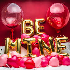 valentines baloons is in the air s day ideas from bubblegum balloons