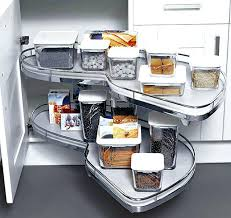 meuble d angle cuisine avec tourniquet idée de modèle de cuisine