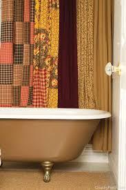 Burlap Shower Curtains Cambrie Merlot Burlap Somerville Burlap Shower Curtains