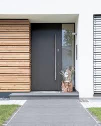 Exterior Door Design Midcentury Modern Entry Door Houzz Modern Front Door Design Space