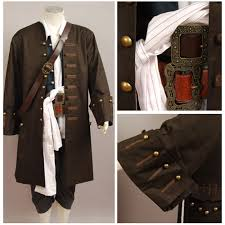 online buy wholesale jack sparrow halloween costume from china