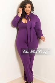 plus size jumpsuit jumpsuits chic and curvy