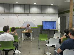 the albert and tina small center for collaborative design