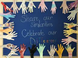 share our similarities celebrate our differences bulletin