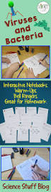 science stuff blog interactive notebook pages for viruses and