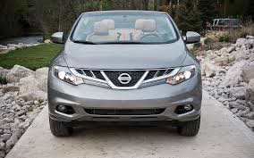 nissan convertible white 2011 nissan murano crosscabriolet awd editors u0027 notebook