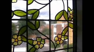 Decorative Window Film Stained Glass Stained Glass Window Film Stained Gl Home Window Film Installation